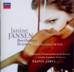BEETHOVEN - Jansen - Concerto pour violon en ré majeur op.61