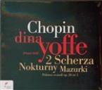 CHOPIN - Yoffe - Trois nocturnes pour piano op.15