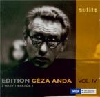 Edition Géza Anda Vol.4