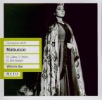 VERDI - Gui - Nabucco, opéra en quatre actes