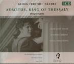 HAENDEL - Lewis - Admeto, re di Tessaglia, opéra en 3 actes HWV.22 live England, 5 - 1968