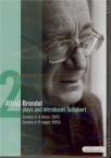Alfred Brendel plays and introduces Schubert's late piano works vol.2