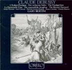 DEBUSSY - Bertini - L'enfant prodigue, scène lyrique pour soprano, baryt