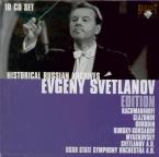 Evgeny Svetlanov Edition