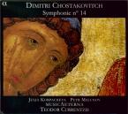CHOSTAKOVITCH - Currentzis - Symphonie n°14 op.135