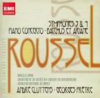 ROUSSEL - Cluytens - Symphonie n°3 op.42