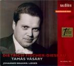 BRAHMS - Fischer-Dieskau - Auf dem See (Simrock), mélodie pour une voix