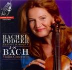 BACH - Podger - Concerto pour violon en la mineur BWV.1041