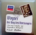 WAGNER - Böhm - Der Ring des Nibelungen (L'Anneau du Nibelung) WWV.86