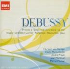 DEBUSSY - Karajan - Prélude à l'après-midi d'un faune, pour orchestre L