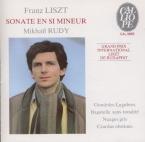 LISZT - Rudy - Sonate en si mineur, pour piano S.178