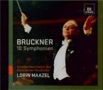 BRUCKNER - Maazel - Symphonie n°4 en mi bémol majeur WAB 104