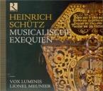 SCHÜTZ - Meunier - Musikalische Exequien (Obsèques musicales) op.7 SWV.2