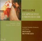 BELLINI - Runnicles - I Capuleti e i Montecchi (Les Capulets et les Mont