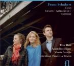 SCHUBERT - Trio Dali - Trio avec piano n°1 en si bémol majeur op.99 D.89