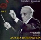 KORNGOLD - Horenstein - Violanta op.8 (extraits) (vol.2) vol.2