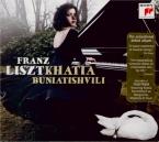 LISZT - Buniatishvili - Liebestraum n°3, pour piano en la bémol majeur S Bonus DVD