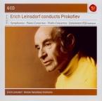 PROKOFIEV - Leinsdorf - Symphonie n°2 en ré mineur op.40