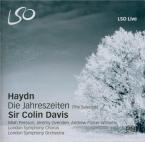 HAYDN - Davis - Die Jahreszeiten (Les saisons), oratorio pour solistes