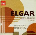 ELGAR - Haitink - Symphonie n°1 op.55