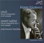 LALO - Fournier - Concerto pour violoncelle en ré mineur