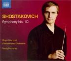 CHOSTAKOVITCH - Petrenko - Symphonie n°10 op.93