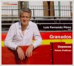 GRANADOS - Perez - Goyescas, suite pour piano