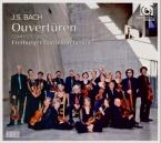 BACH - Von der Goltz - Quatre suites pour orchestre BWV 1066-1069