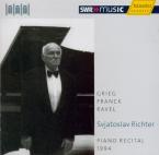 GRIEG - Richter - Pièces lyriques : extraits