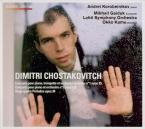 CHOSTAKOVITCH - Korobeinikov - Concerto pour piano, trompette et orchest