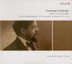 Hommage à Debussy Vol.1