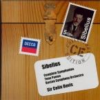 SIBELIUS - Davis - Finlandia, poème symphonique pour orchestre op.26