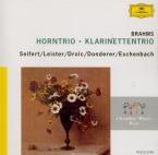 BRAHMS - Seifert - Trio pour piano, violon et cor en mi bémol majeur op import Japon
