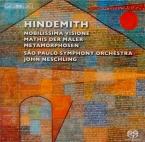HINDEMITH - Neschling - Nobilissima visione