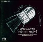 CHOSTAKOVITCH - Wigglesworth - Symphonie n°1 op.10