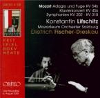 MOZART - Fischer-Dieskau - Symphonie n°30 en ré majeur K.202 (K6.186b)