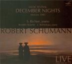 SCHUMANN - Richter - Blumenstück (Pièce florale), pour piano en ré bémol Live Moscow