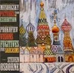 MOUSSORGSKY - Osborne - Tableaux d'une exposition, pour piano