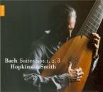 BACH - Smith - Suite pour violoncelle seul n°1 en sol majeur BWV.1007 au théorbe