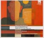 CHOSTAKOVITCH - Bertrand - Concerto pour violoncelle n°1 op.107