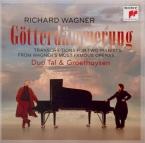 WAGNER - Tal - Der fliegende Holländer (Le vaisseau fantôme) WWV.63 : ou Transcription pour deux pianos