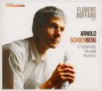 SCHOENBERG - Boffard - Trois pièces pour piano op.11 DVD inclus : Schoenberg, le malentendu