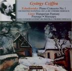 TCHAIKOVSKY - Cziffra - Concerto pour piano n°1 en si bémol mineur op.23
