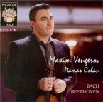 BACH - Vengerov - Partita pour violon seul n°2 en ré mineur BWV.1004
