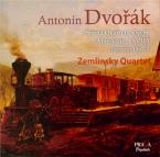 DVORAK - Zemlinsky Quart - Quatuor à cordes n°12 en fa majeur op.96 B.17