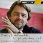CHOSTAKOVITCH - Boreyko - Symphonie n°1 op.10