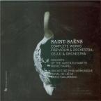 Complete works for violin & orchestra, cello & orchestra