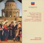 LISZT - Rogé - Sonate en si mineur, pour piano S.178