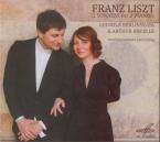 2 sonatas for 2 pianos transcriptions pour 2 pianos (Saint-Saëns, Ancelle, Liszt)