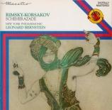 RIMSKY-KORSAKOV - Bernstein - Shéhérazade op.35